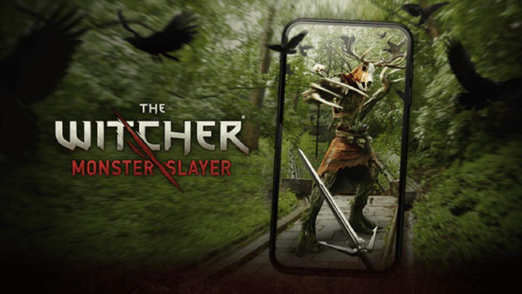 The Witcher: Monster Slayer annoncé pour les appareils mobiles