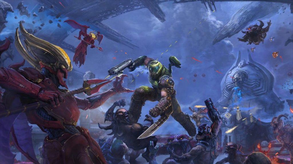 Gamescom 2020: l'extension DOOM Eternal: The Ancient Gods a maintenant une date de sortie et un nouveau gameplay