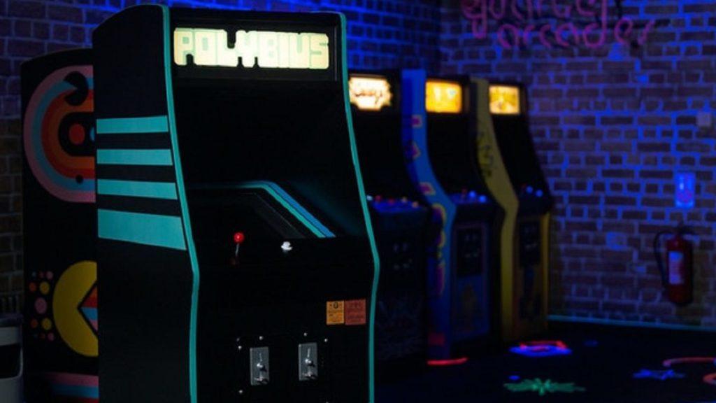 Polybius arrive, le retour de l'arcade maudite via Kickstarter