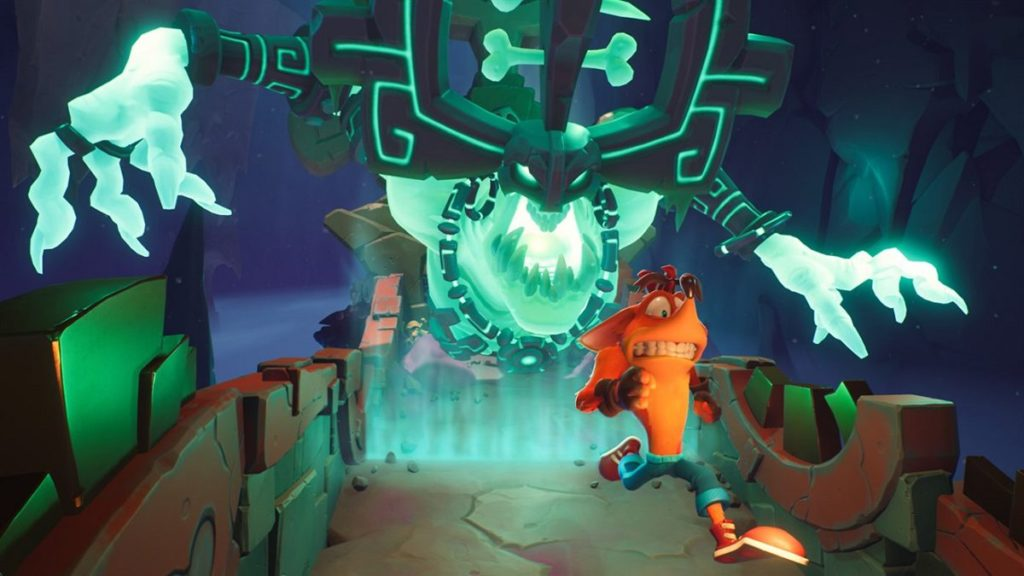 Crash Bandicoot 4: It & # 039; s About Time aura des niveaux de flashback de difficulté diabolique
