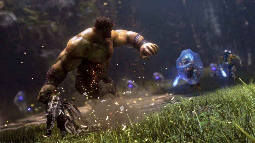 Marvel & # 039; s Avengers: Ce serait le jeu avec les acteurs du MCU