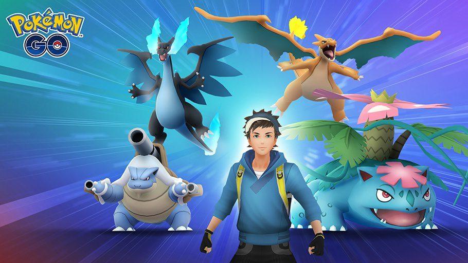 Pokémon GO ajoute de méga évolutions dans sa dernière mise à jour