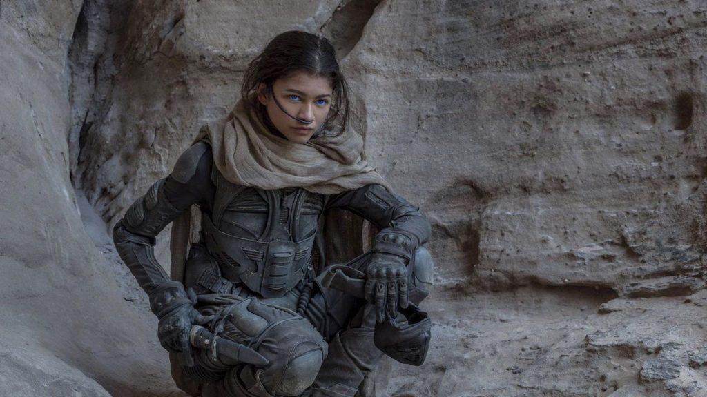 Dune: Zendaya dit qu'elle est choquée après avoir regardé la bande-annonce du film