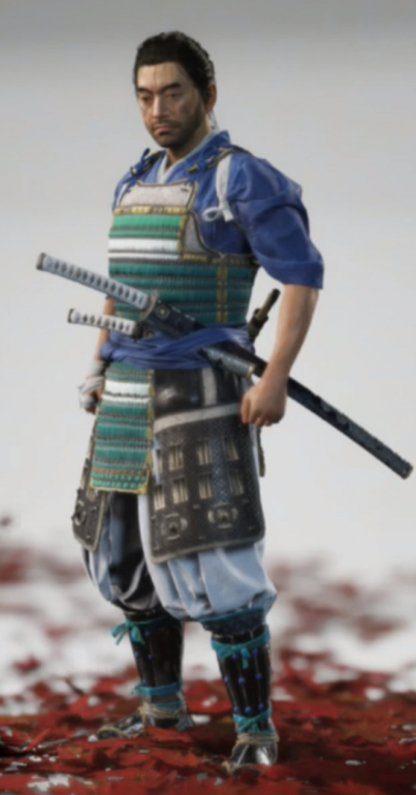 Armure de clan de samouraï I