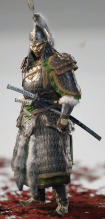 Commandant mongol