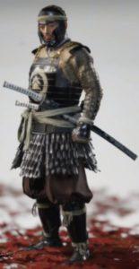 Armure de clan Sakai I