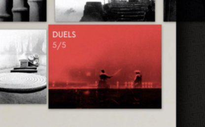 5 Duels et Kojiro