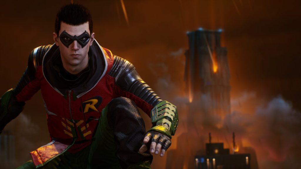 Gotham Knights est indépendant de la saga Batman: Arkham