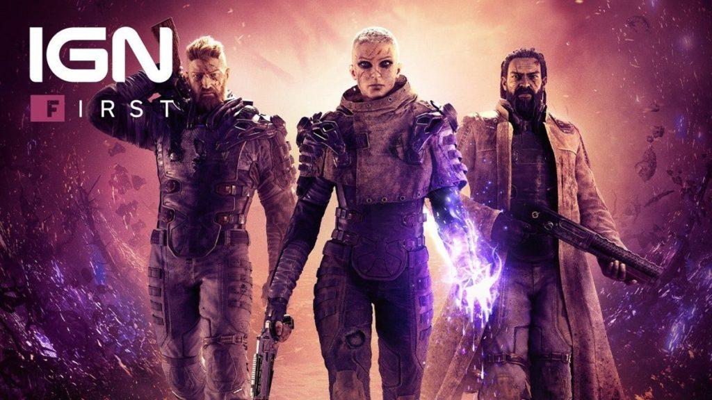 Impressions d'Outriders, le fils de Mass Effect et Diablo – IGN First