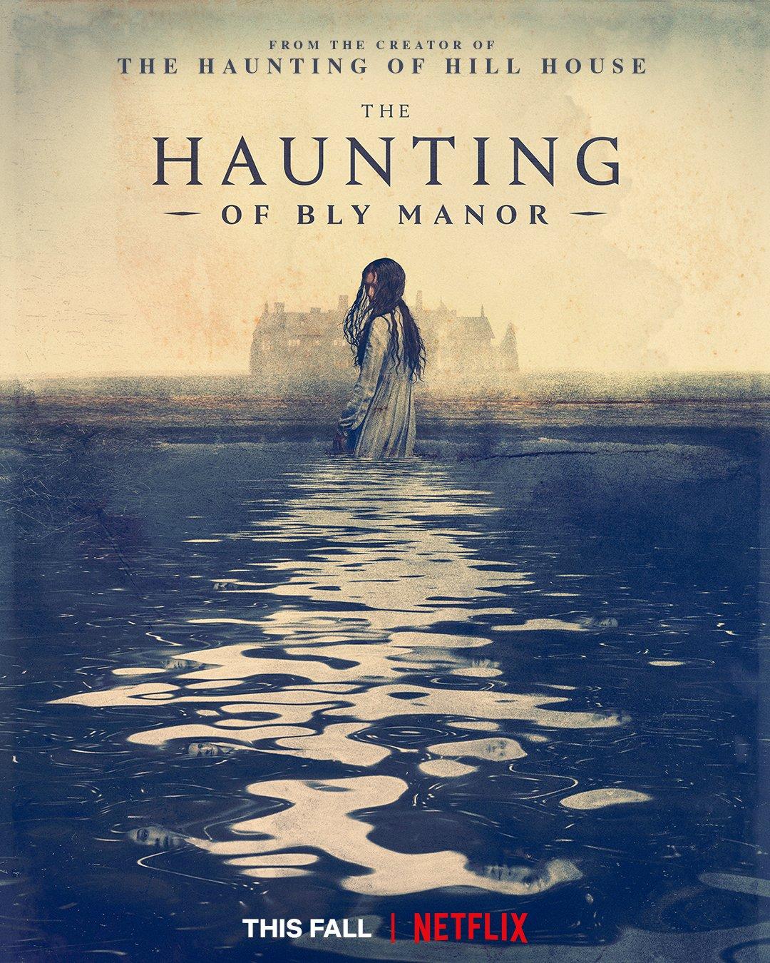 La hantise de Bly Manor Poster