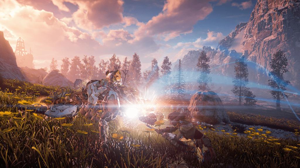 La mise à jour 1.01 d'Horizon: Zero Dawn arrive sur PC