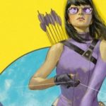 Le nouvel art Hawkeye offre un aperçu du regard de Kate Bishop sur Disney +