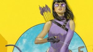 Le nouvel art Hawkeye offre un aperçu du regard de Kate Bishop sur Disney +