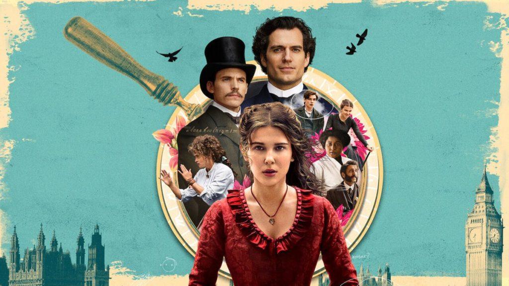 Netflix publie le premier trailer d'Enola Holmes avec Millie Bobby Brown et Henry Cavill