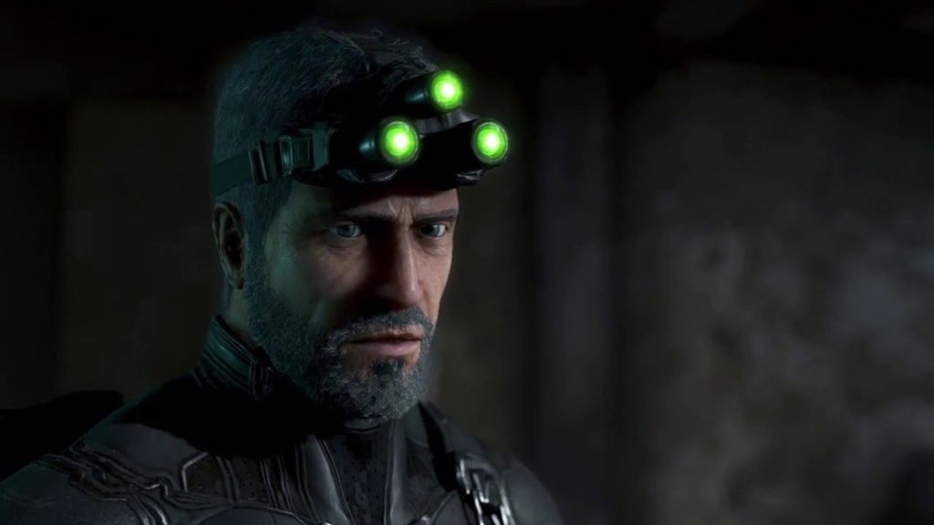 Rainbow Six Siege: Sam Fisher de Splinter Cell arrive en jeu