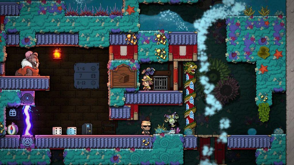 Spelunky 2 arrivera sur PC (Steam) peu après PS4