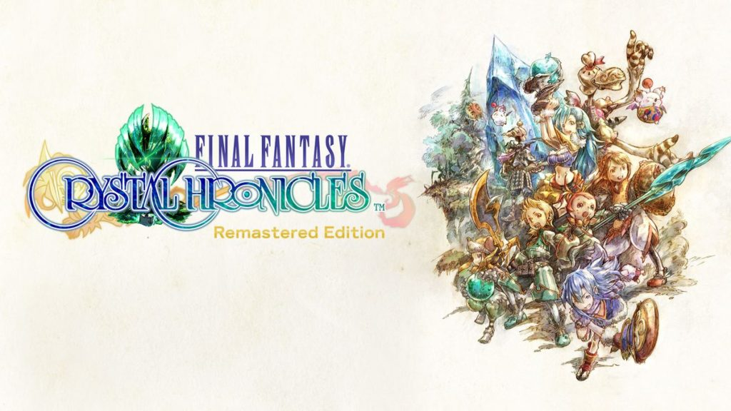 Tests Final Fantasy Crystal Chronicles Remastered pour PS4 et Nintendo Switch