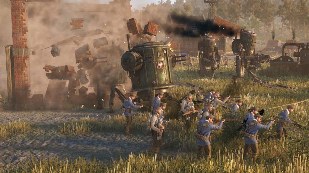 Tests Iron Harvest pour PC, PS4 et Xbox One