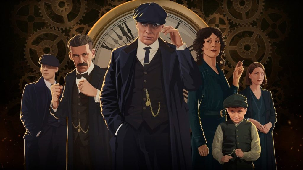Tests de Peaky Blinders: Mastermind pour PS4, Xbox One, Nintendo Switch et PC
