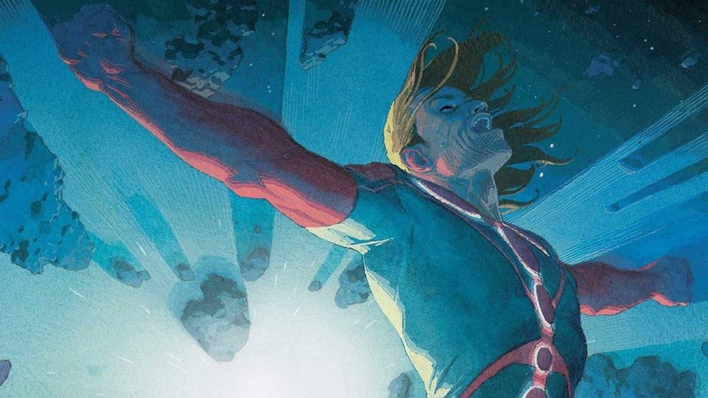 The Eternals: Marvel annonce une nouvelle série avec Kieron Gillen et Esad Ribic