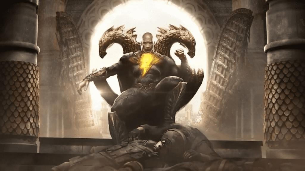 The Rock laisse entendre que Black Adam affrontera Superman