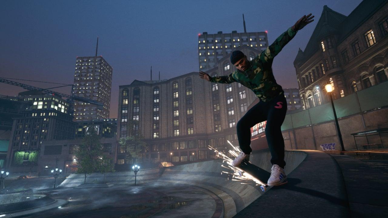 Tony Hawk's Pro Skate 1 et 2 New Skaters Captures d'écran