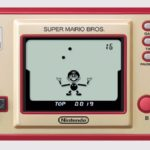 Nintendo annonce Game & Watch: Super Mario Bros.et sa date de sortie
