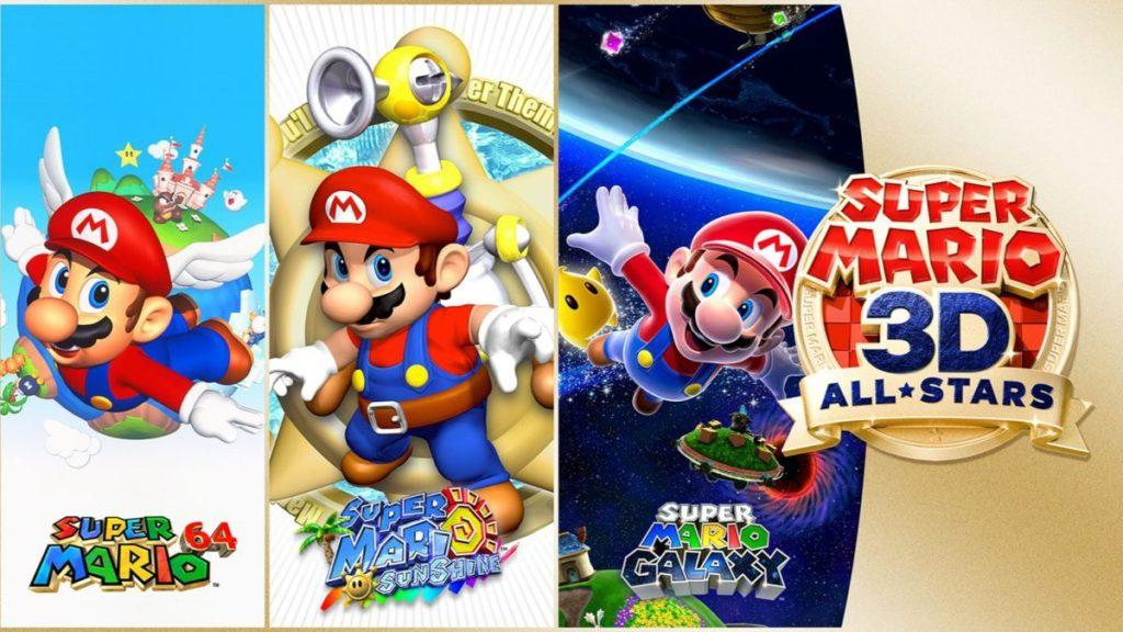 Super Mario 3D All-Stars révèle la résolution de tous ses jeux