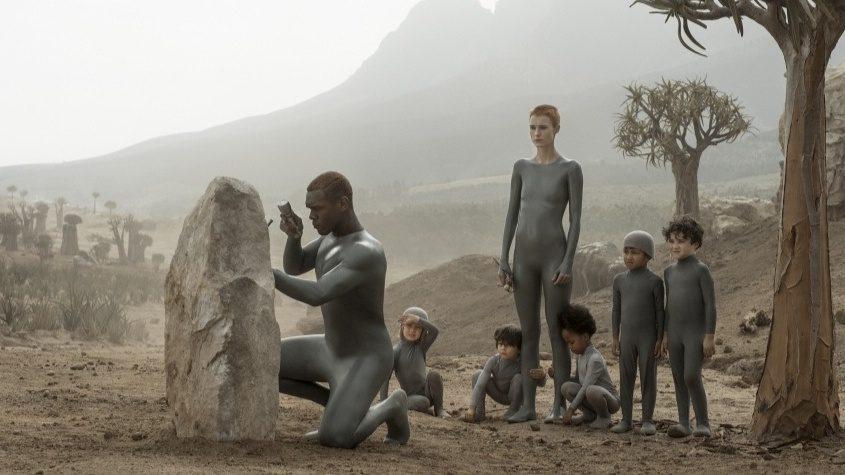 Élevée par les loups, la série de Ridley Scott reçoit une date de sortie en Espagne
