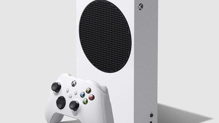 Spécifications techniques de la Xbox Series S annoncées