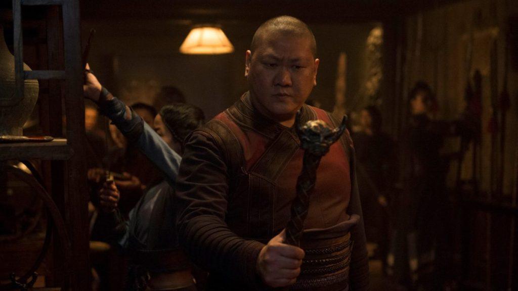 Benedict Wong (Doctor Strange) apparaît en Australie aux côtés d'un acteur de Shang-Chi