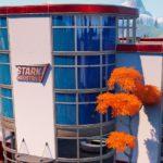 Fortnite reçoit aujourd'hui la zone Stark Industries dans le nouveau patch de la saison Marvel