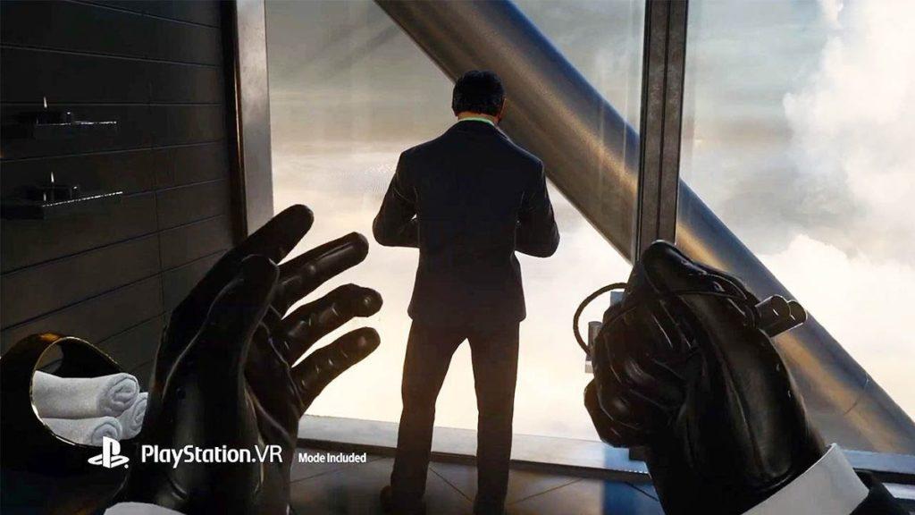 Hitman 3: nouveaux détails de jeu avec PS VR