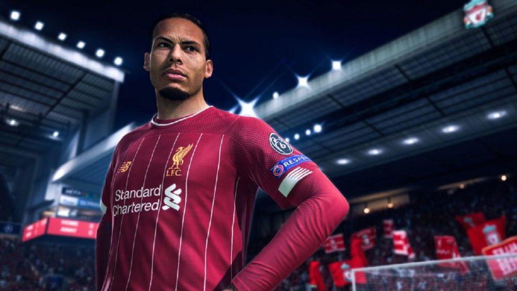FIFA 21: EA Sports présente les meilleurs joueurs