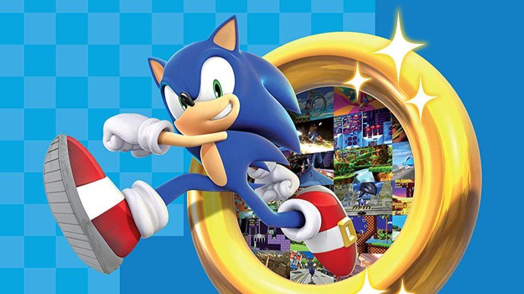 Sonic aura une encyclopédie complète publiée par Dark Horse en 2021