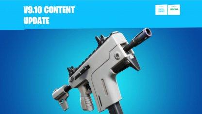 Éclatez vos ennemis dans la mise à jour de contenu v9.10