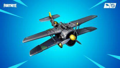 Fortnite | X-4 Stormwing Plane – Nouveau véhicule d'avion et emplacements – JeuxPourTous