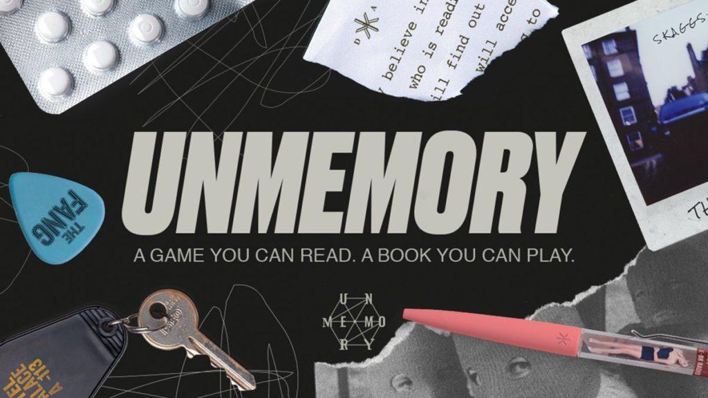 Unmemory, l'indie espagnol qui unit jeux vidéo et littérature, a déjà une date