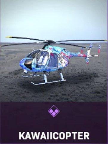 Kawaiicopter