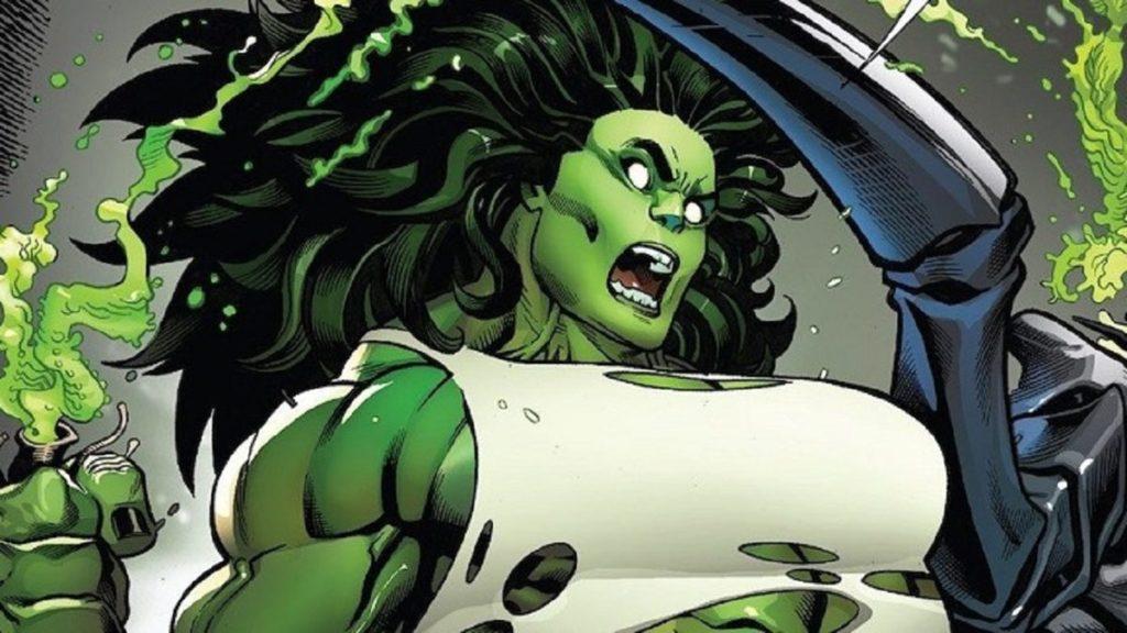 Marvel: le tournage de She-Hulk commence maintenant