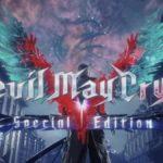 Devil May Cry V: Special Edition annoncé pour la sortie PS5