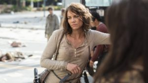 Lauren Cohan fait allusion à un spin-off de Maggie dans l'univers de Walking Dead