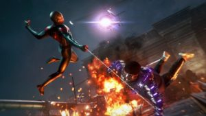 Spider-Man: Miles Morales montre le premier costume alternatif du protagoniste