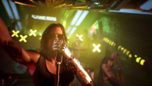Cyberpunk 2077: Ce sera la figurine de Johnny Silverhand (Keanu Reeves) d'une valeur de 900 dollars