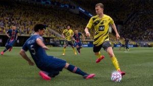 FIFA 21 n'aura pas de démo pour la première fois depuis des années