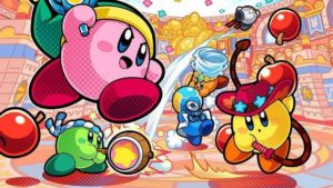 Kirby Fighters 2 dévoilé à l'avance pour Nintendo Switch