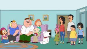 Family Guy et Bob & # 039; s Burgers renouvellent pour deux saisons supplémentaires