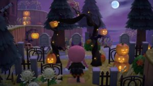 Animal Crossing: New Horizons annonce un événement d'Halloween