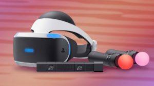 Sony: le brevet suggère que le prochain PSVR pourrait avoir un suivi interne de type Oculus