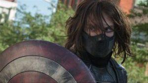 Le faucon et le soldat de l'hiver: les photos du tournage révèlent le nouveau look de Bucky